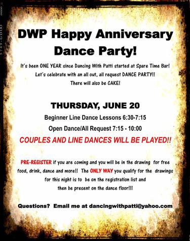 Will you be there for me line dance